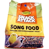 Higgins  Snack Attack Song Food 12oz Bag