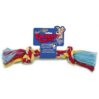 Chew Rope Bone Lg Color