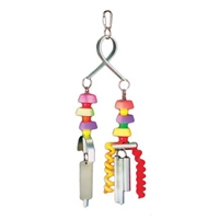 Chime Time Monsoon Bird Toy