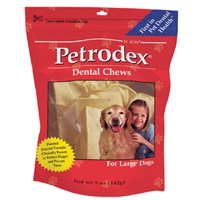 Sergeant's Dental Chews Large Dog 5oz