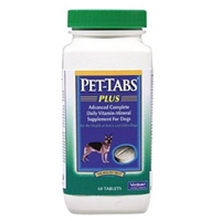 Virbac Pet Tabs Plus for Dogs