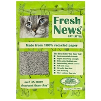 Fresh News Cat Litter 25 Lb