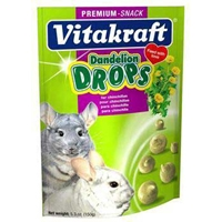 Vitakraft Chinchilla Dandelion Drops - 5.3 oz.