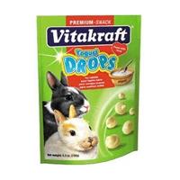Vitakraft RABBIT YOGURT DROPS POUCH - 5.3 oz.