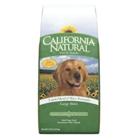 Natura California Natural Dog Lamb/Rice 5 Lbs