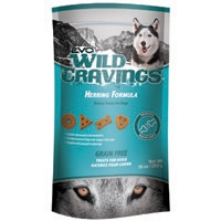 Natura Evo Herring Dog Treat 10 Oz