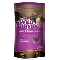 Natura Evo Turkey/Chicken Cat Treat 3 Oz