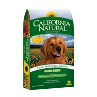 Natura California Natural Dog Lamb/Rice Large Bite 15 Lbs