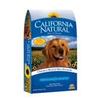 Natura California Natural Dog Chicken/Rice 15 Lbs