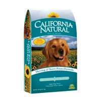 Natura California Natural Dog Herring/Sweet Potato 15 Lbs