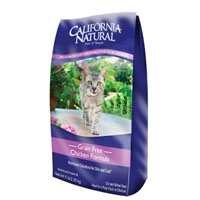 Nature's Recipe Natura California Natural Cat Grain Free Chicken 15 Lbs