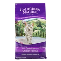 Natura California Natural Cat Grain Free Chicken 5 Lbs