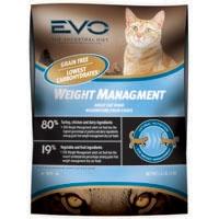 Natura Evo Weight Management Cat 15.4 Lbs