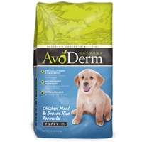 AvoDerm Natural Puppy - Dog 15 lb.