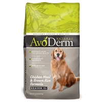 AvoDerm Natural Senior - Dog 15 lb.