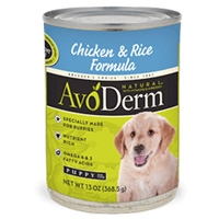 AvoDerm Natural Puppy - Dog 13 Oz