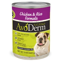 AvoDerm Natural Lite - Dog 13 Oz