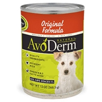 AvoDerm Natural Original- Dog 13 Oz