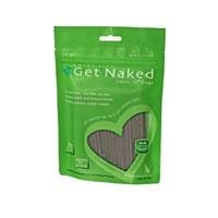 N-Bone Get Naked Low Calorie Dental Chew Stick Large 6.6 oz. Bag