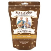 Newman's Own Peanut Butter Formula Treats Medium 10oz
