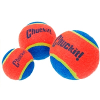 Canine Hardware Tennis Balls 4 Count