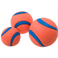 Canine Hardware Ultra Rubber Balls Small, 2 Count