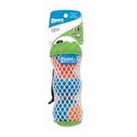Canine Hardware Small Tennis Ball 3-pk Mesh Bag