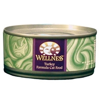 Wellness Canned Cat Super5Mix Turkey 24/5.5 oz Case