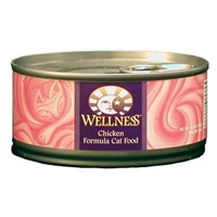 Wellness Canned Cat Super5Mix Chicken 24/5.5 oz Case