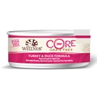 Wellenss Core Grain Free Turkey & Duck Canned Cat Food