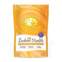 Wellness Indoor Health Dry Cat Food 5 Lb.