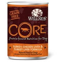 Wellness Core Dog Chicken 12/12.5 oz Cans