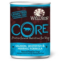 Wellness Core Dog Fish 12/12.5 oz Cans