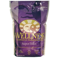 Wellness Super5Mix Dry Dog Chicken 6/6 lb. Case
