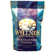 Wellness Dry Dog Fish & Sweet Potato 30 lbs
