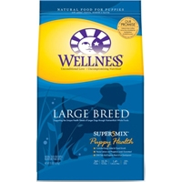 Wellness Super5 Mix Large Breed Puppy Health 30 lbs.