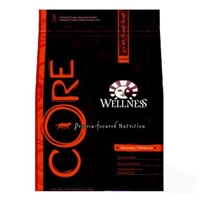 Wellness Core Dog Original Formula 6/4 lbs Case