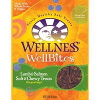 Wellness WellBites Lamb & Salmon 8 oz