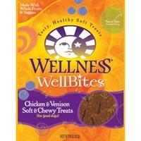 WellBites Chickent/Venison 80Z