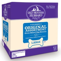 Old Mother Hubbard Old Fashioned Large Assorted Biscuits 20 lbs