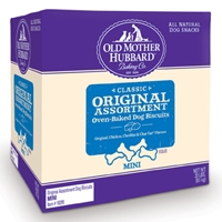 Old Mother Hubbard Old Fashioned Mini Assorted Biscuits 20 lbs