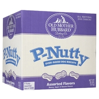 Old Mother Hubbard Gourmet Assorted P-Nutty 20 lbs
