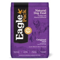 Eagle Original Adult Lamb & Rice Dog, 15 Lb.