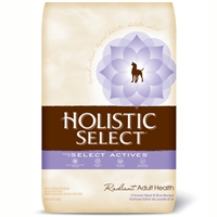 Holistic Select Radiant Adult Health Dog Chicken & Rice Meal Recipe 30 lb.