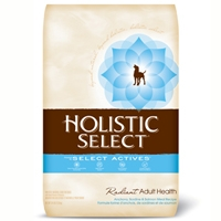 Holistic Select Radiant Adult Health Dog Anchovy, Sardine & Salmon Meal Recipe 15 lb.