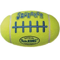Kong Air Kong Squeaker Football Small