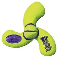 Kong Medium Air Squeaker Spinner