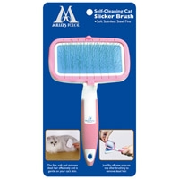 Miller's Forge/Vista Self Cleaning Cat Slicker Brush
