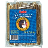 IMS Gourmet Natural 1 lb. Bull Sticks