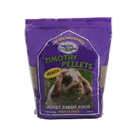 Sweet Meadow Rabbit Pellets w/Timothy 20lb